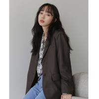 deep brown jacket