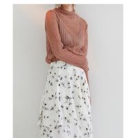 로맨틱 시스루 top : 핑크