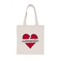 [4/17출고] NOMANTIC HEART ECO BAG IVORY