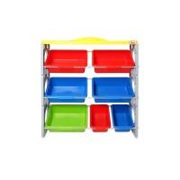 [베이비캠프]장난감과 의류 대형 3단 정리대