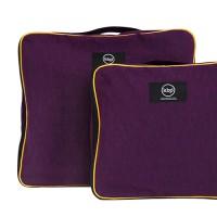 travel storage bag purple
