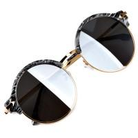 브이선 SOO 헤리티지 명품 미러 2커브 AR렌즈 선글라스 SOO-18 / V:S
