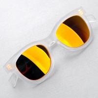 브이선 V1 V 시리즈 명품 뿔테 미러 선글라스 V1-FOFO-MOR / V:SUN /