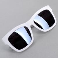 브이선 ENVI 그릴아미드 TR 명품 뿔테 미러 선글라스 ENVI-WHWH-MSV