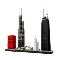 [레고 아키텍쳐] 21033 시카고