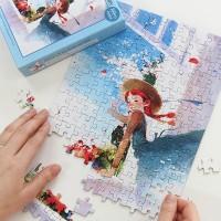 인디고 퍼즐 150피스-앤 블루