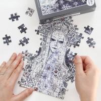 인디고 퍼즐 150피스-눈의여왕