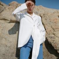 Natural strap jacket
