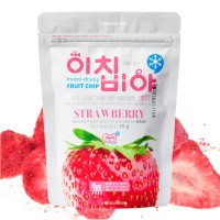 이칩이야 과일칩 : 동결건조 딸기칩