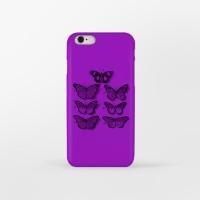 butterfly Fossil 아이폰 하드케이스