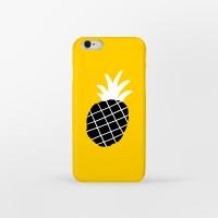 Reversal Pineapple 아이폰 하드케이스