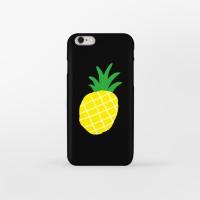 Yellow Pineapple 아이폰 하드케이스
