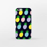 Color Pineapple 아이폰 하드케이스