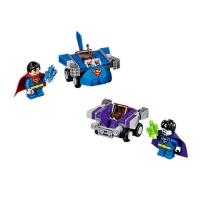 [레고 슈퍼히어로] 76068 마이티 마이크로 슈퍼맨 vs 비자로