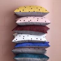 프리미엄나노화이바 봉봉 베개커버 50X70 (7color)