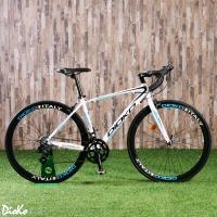 [무료조립&무료배송] 2017 다이하쿠 이태리14 로드자전거
