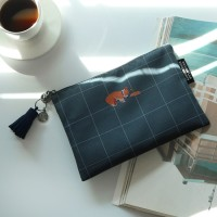 D.LAB NY Pouch - 꿈나라의 코기
