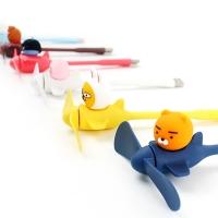 카카오프렌즈 카카오 USB 선풍기 카카오 선풍기 5핀_(819709)