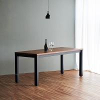 디웰 아카시아 러스틱원목 1800 테이블(단품)