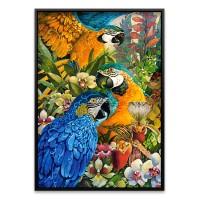 1000조각 직소퍼즐▶ 열대 밀림의 새 (LD103485)