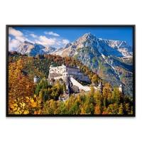1000조각 직소퍼즐▶ 가을의 호헨베르펜 성 (LD103454)