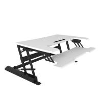 [스탠워크] 높이조절책상(화이트) PSW2