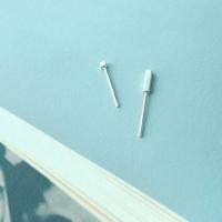 [하우즈쉬나우] 베니스의 별조각, Silver Cube Star Earrings