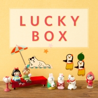 [10x10단독] 데꼴 2017 벚꽃 Edition LUCKY BOX Ver.2
