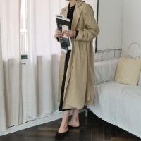 [by fromfit] 썸머나잇 로브 트렌치 코트