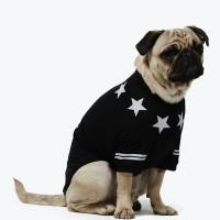 UV 스타 메쉬티셔츠 블랙