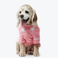 UV 스타 메쉬티셔츠 핑크