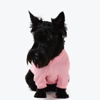 UV 메쉬티셔츠 핑크
