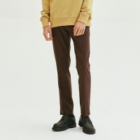 Solid Trouser (Brown)