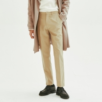 Natural Trouser (Light Beige)