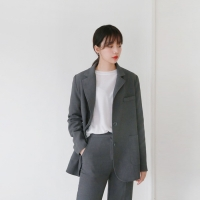 Daily modern basic jacket
