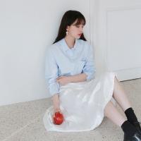 Soft cotton basic shirt