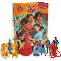 Disney Elena of Avalor My Busy Book 피규어북