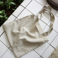 [haku.haru] off stripe ecobag