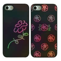 DPARKS NEON ROSES TWINKLE CASE