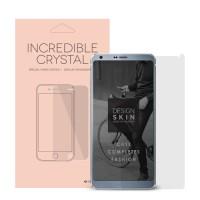 디자인스킨 LG G6 크리스탈 필름 (전면한장)_(566202)