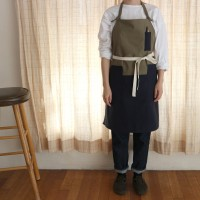 [haku.haru] good job apron