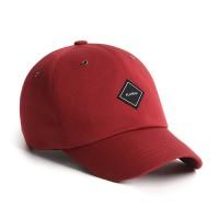 SQ LOGO CAP_RED
