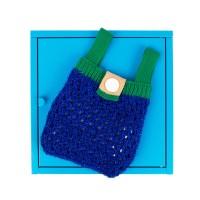 twinkle color mini bag blue