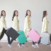 [스크래치]유랑스 여행가방 7107-20인치