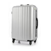 [스크래치]유랑스 여행가방 201-28형 수화물용 실버
