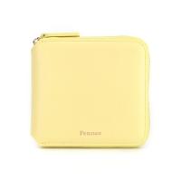 Fennec Zipper Wallet - Mellow Yellow