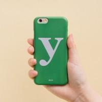 Classic Green 아이폰 하드케이스
