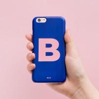 Lapis Blue 아이폰 하드케이스