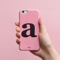 Candy Pink 아이폰 하드케이스