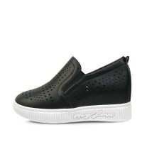 kami et muse Fine punching wedge insole slip on_KM17s127